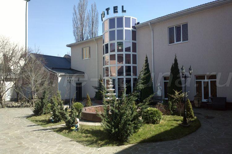 Континенталь, гостиничный комплекс