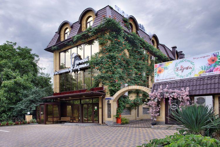 Ночной Квартал, гостинично-ресторанный комплекс