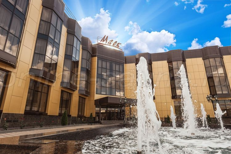 Маск Пятигорск, гостиница на Георгиевском