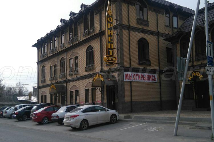 Ориент, отель